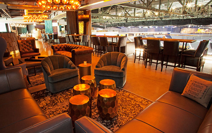hyde lounge mobile arena
