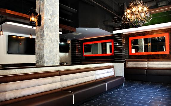 Union park gastro bar