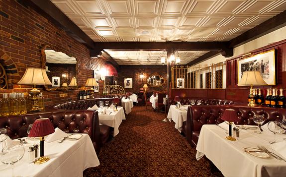 La Dolce Vita Restaurant Los Angeles