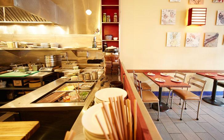 Bar Tartine Restaurant San Francisco