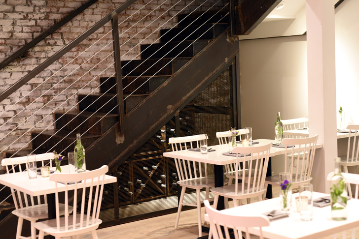 Cafe Kitchen In New York