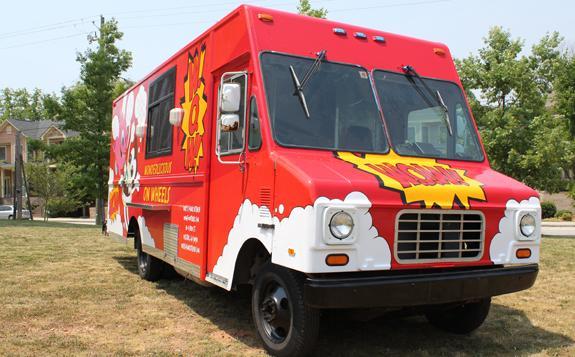 Wow Atlanta Food Truck